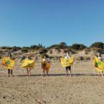 Indagine Beach Litter nel Lazio in occasione della tappa di Goletta Verde