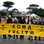 Domenica ecologica, la Festa di Legambiente per una Roma Pulita | FOTO |