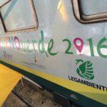 Il Treno Verde arriva a Roma:  tappa alla stazione Termini da venerdì 18 a lunedì 21 marzo