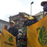 Presentato dossier Mal'Aria. Cigno Nero a Frosinone e blitz di Legambiente