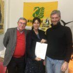 Firmato protocollo di intesa tra Istituto di ricerca Brunelli e Legambiente