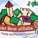 """""""Piccola Grande Italia 2013"""", il prossimo weekend la Festa dei Piccoli Comuni"""
