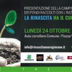 Legambiente presenta a Rieti LA RINASCITA HA IL CUORE GIOVANE, raccolta fondi per aiutare giovani imprenditori in aree colpite dal sisma