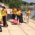 Pulizia parchi urbani di Roma: Legambiente lancia l'appello #SALVIAMOILTEVERE