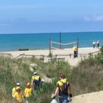 Spiagge e Fondali Puliti nel Lazio